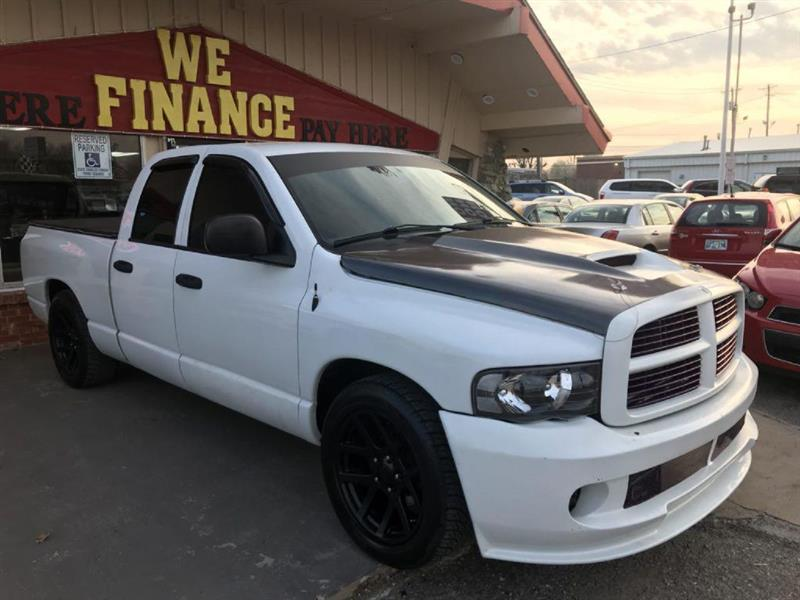 Dodge Ram 1500 ST Quad Cab Long Bed 4WD 2003