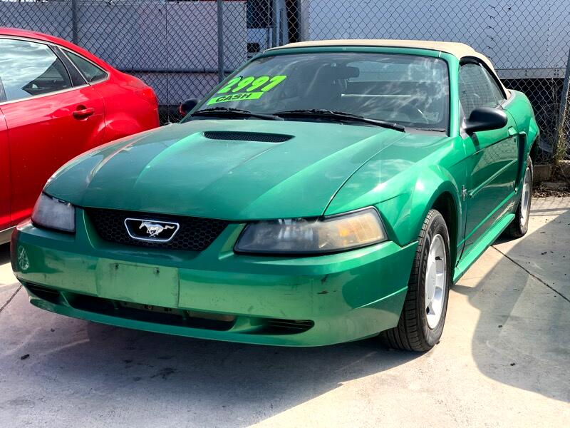 Ford Mustang Convertible 2000