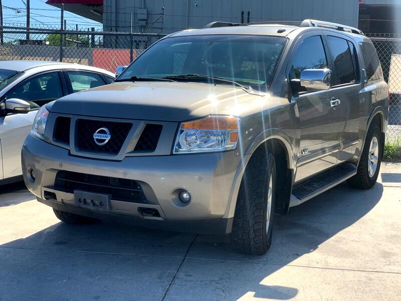 Nissan Armada SE 4WD 2008
