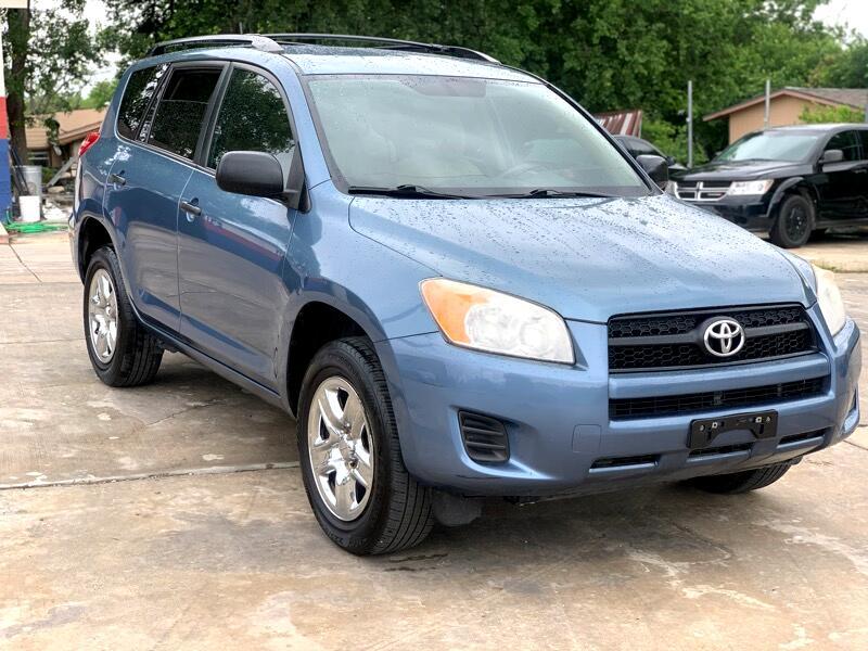 Toyota RAV4 Base I4 2WD 2012