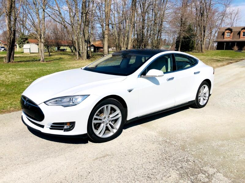 2014 Tesla Model S Signature Performance