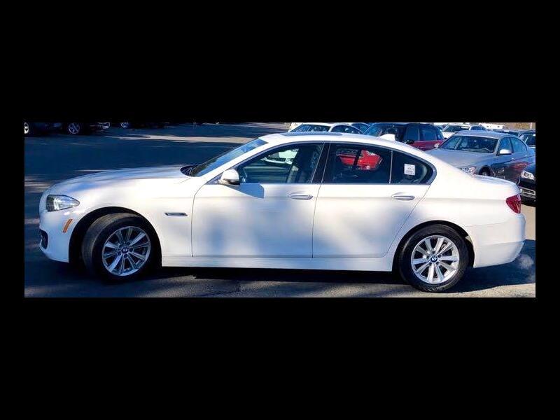 2016 BMW 5-Series 528i xDrive