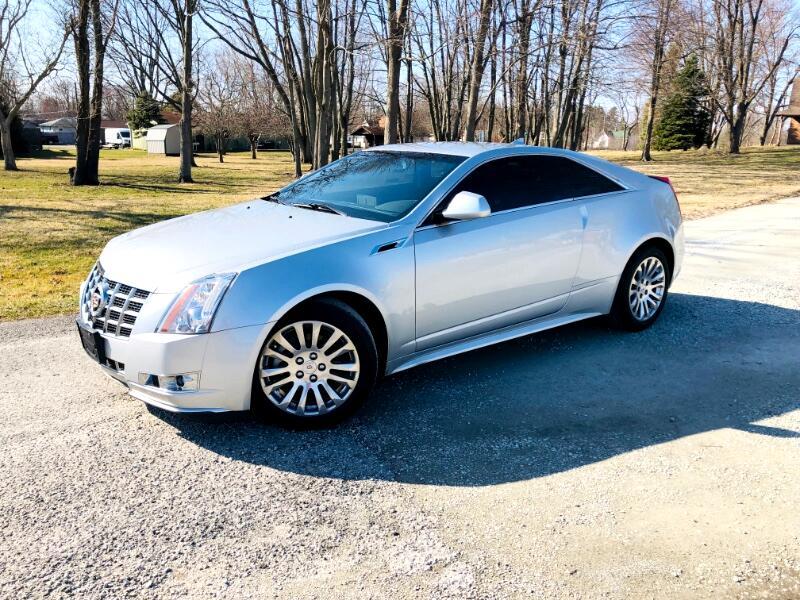 2013 Cadillac CTS 3.6L Premium AWD w/Navi