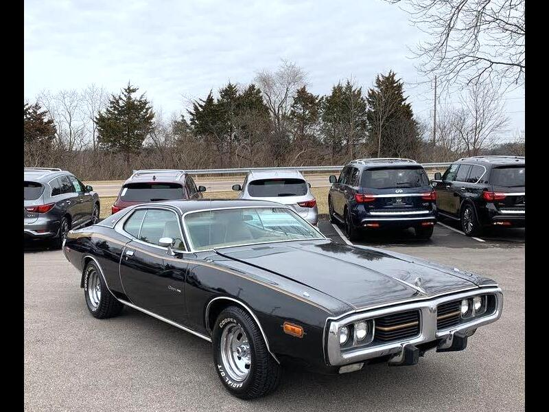 1973 Dodge Charger 4dr Sdn SE RWD