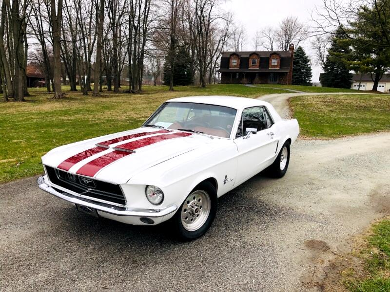 1968 Ford Mustang 2dr Cpe