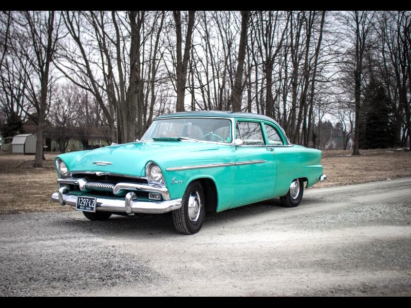 1955 Plymouth Savoy 2DR SEDAN