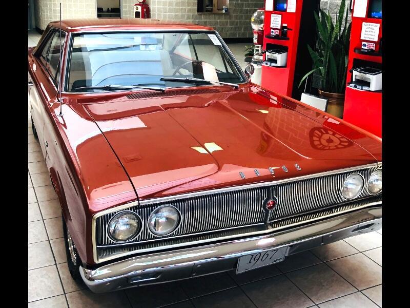 1967 Dodge Coronet 2DR SEDAN