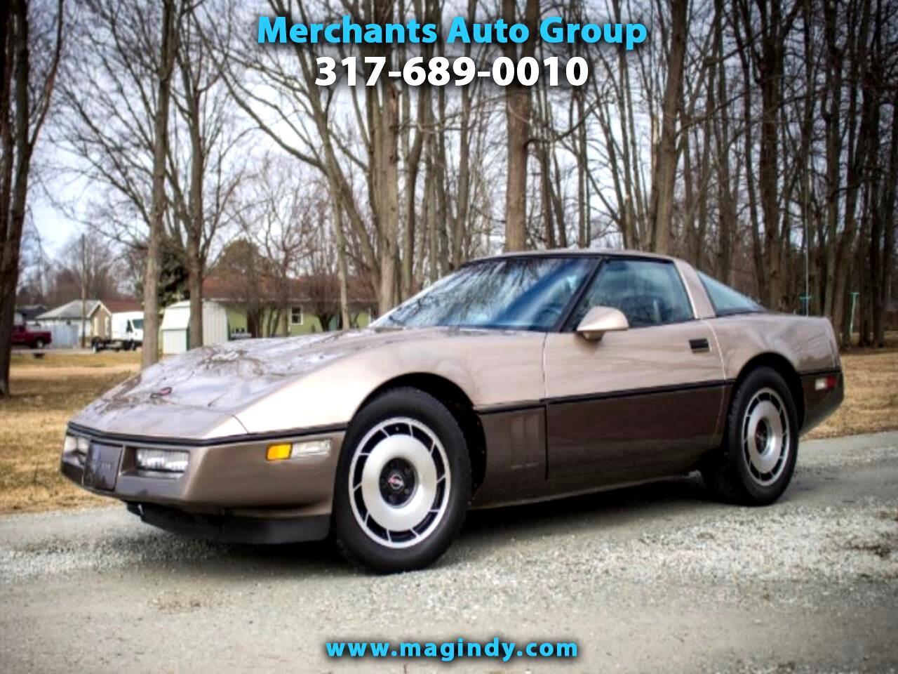1984 Chevrolet Corvette 2dr Coupe Hatchback