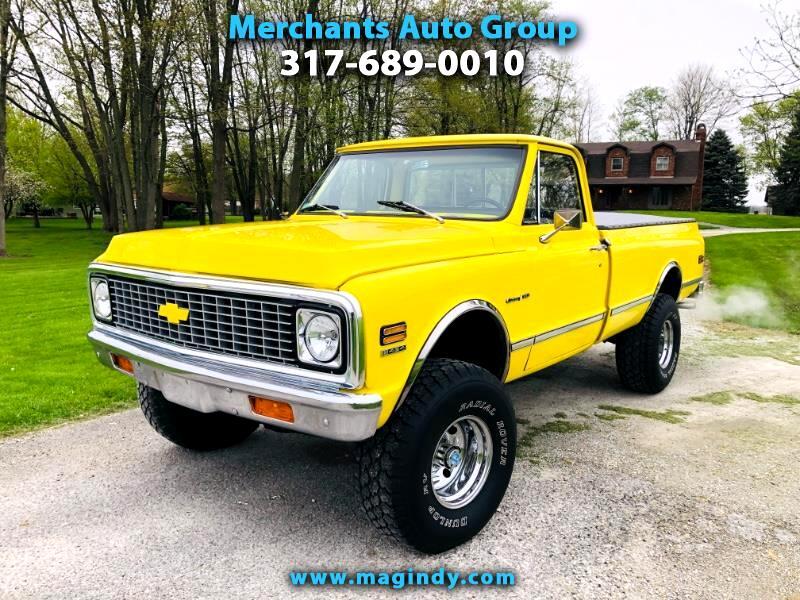 1971 Chevrolet Trucks C10 Longbox