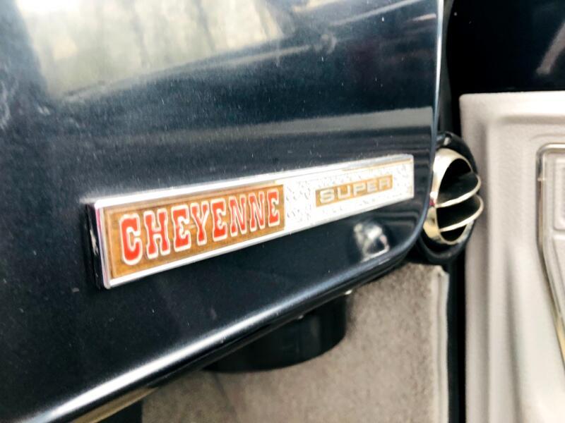 1971 Chevrolet Trucks C10 2DR