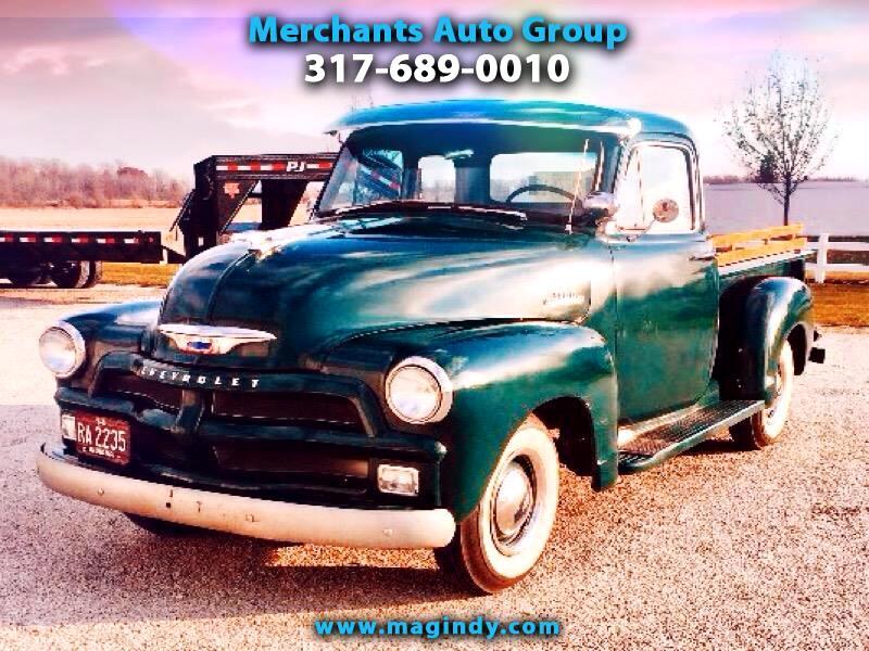 1954 Chevrolet 3100 Original