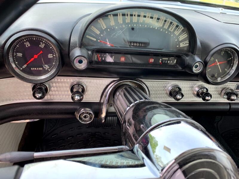 1955 Ford Thunderbird 2dr Conv w/Hardtop Premium