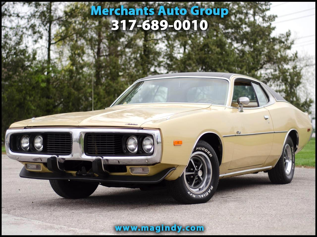 1973 Dodge Charger 2dr Coupe