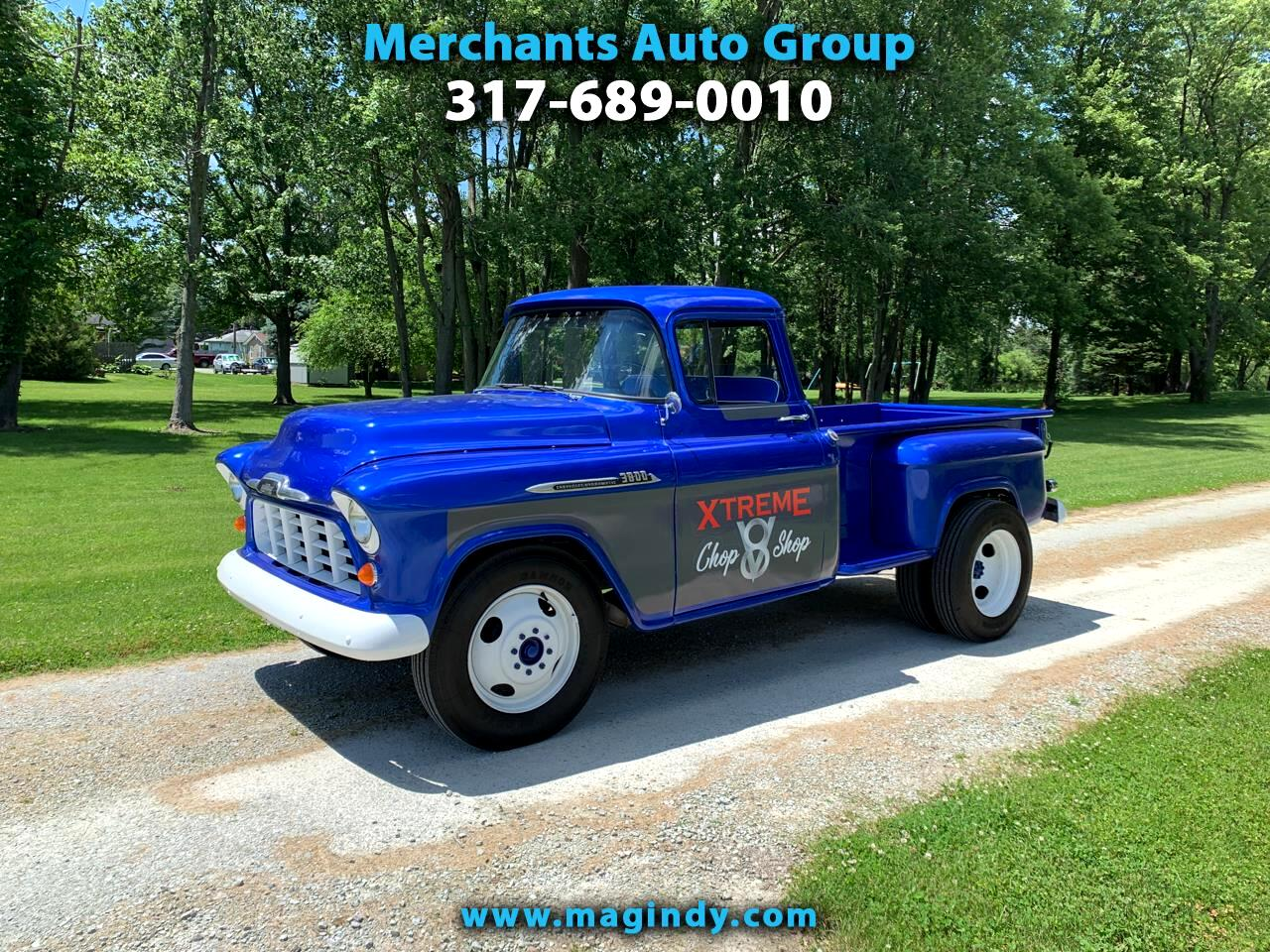 1956 Chevrolet Pickup Custom 3800 1 Ton Dually