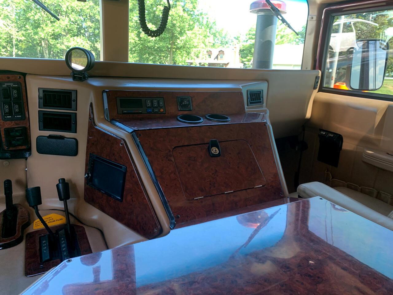 1995 AM General Hummer Hard Top 4-Door