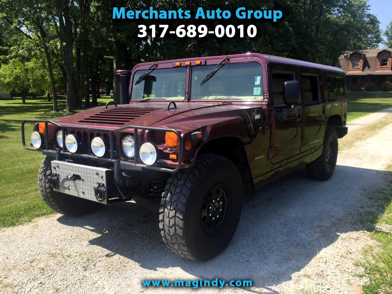 1995 AM General Hummer Hard Top 4-Door