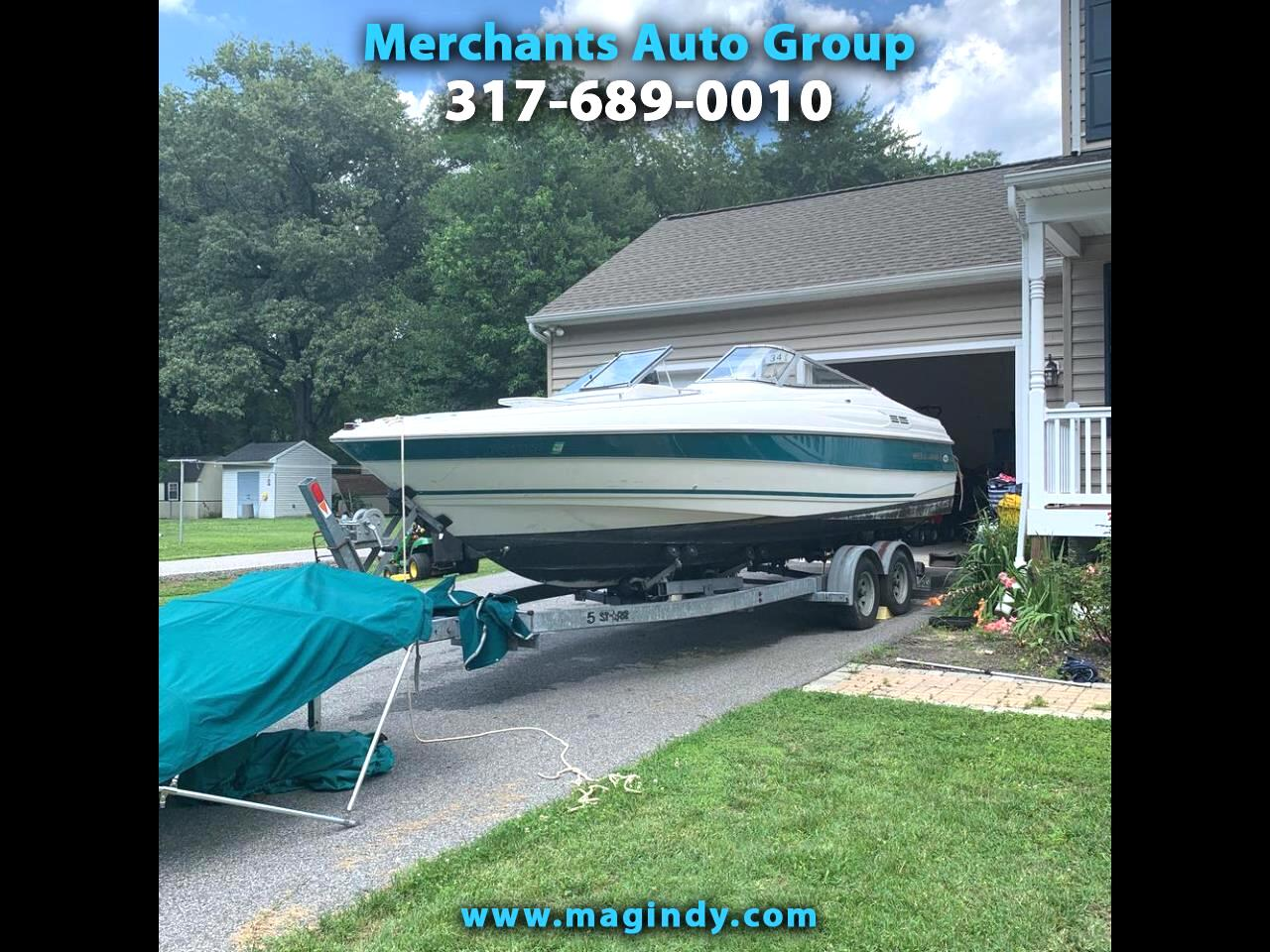 1998 Wellcraft Eclipse 26 S