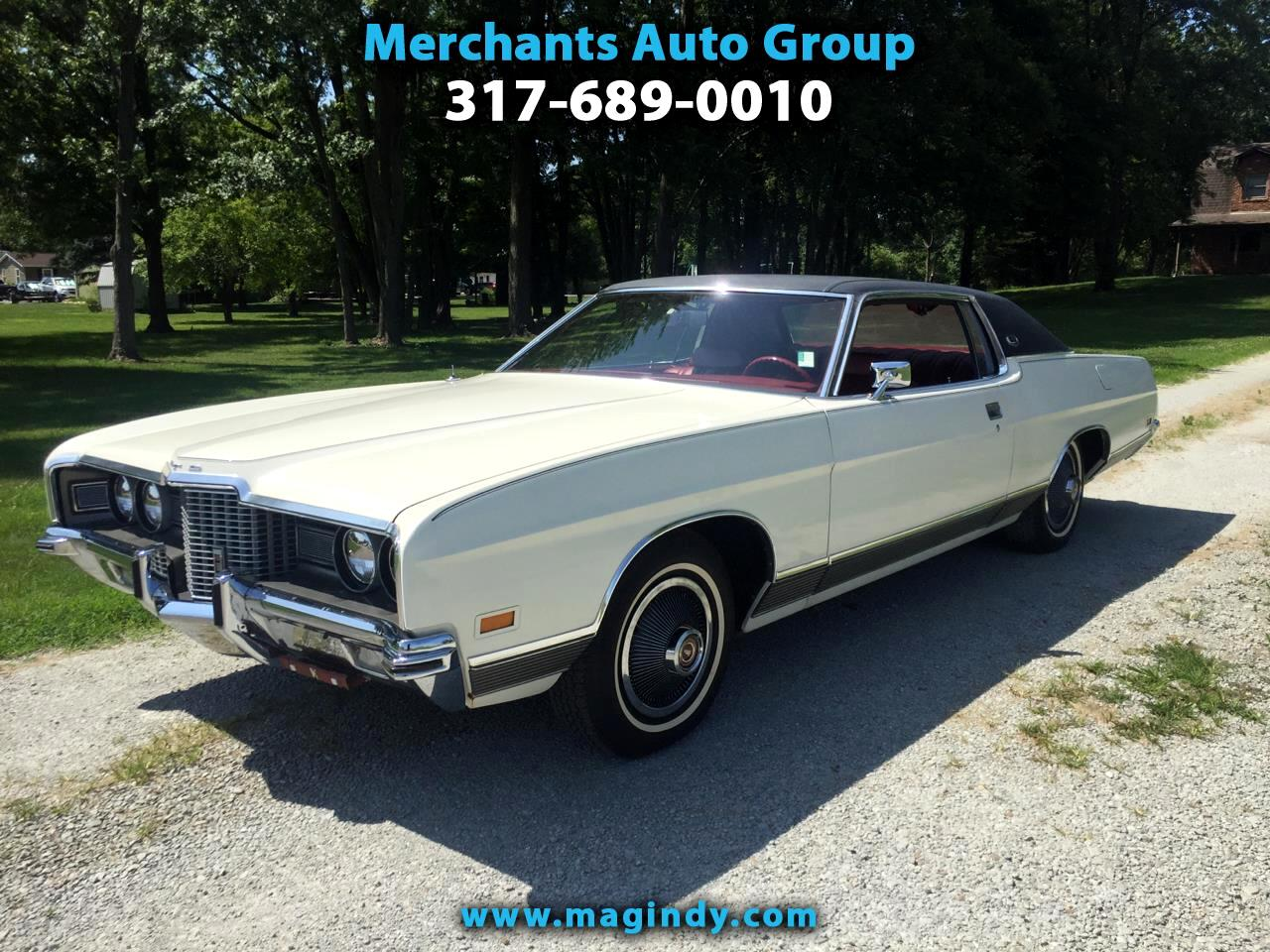 1971 Ford LTD 2dr Coupe