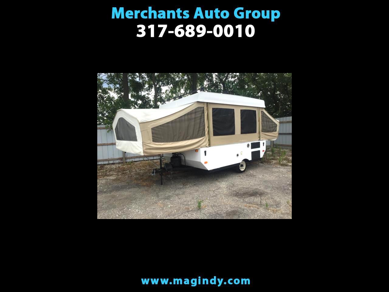 1994 Flagstaff Cobra Popup Camper Pull Behind