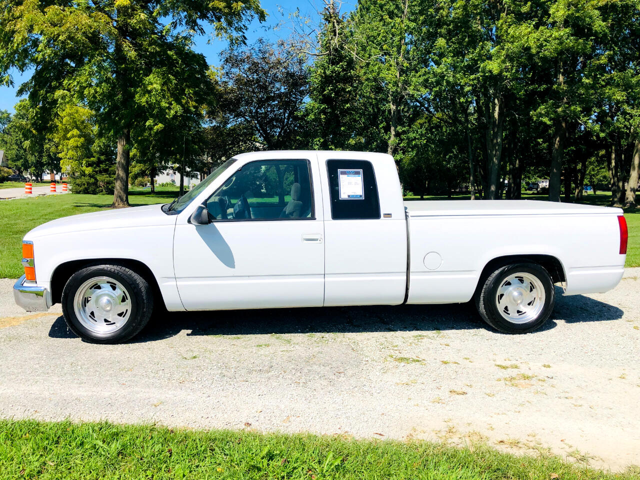 1996 Chevrolet C/K 1500 Ext. Cab 6.5-ft. Bed 2WD