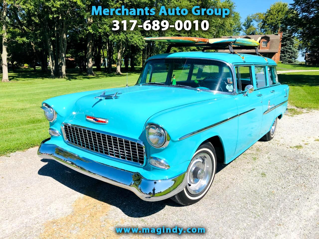 1955 Chevrolet Bel Air Beauville Wagon