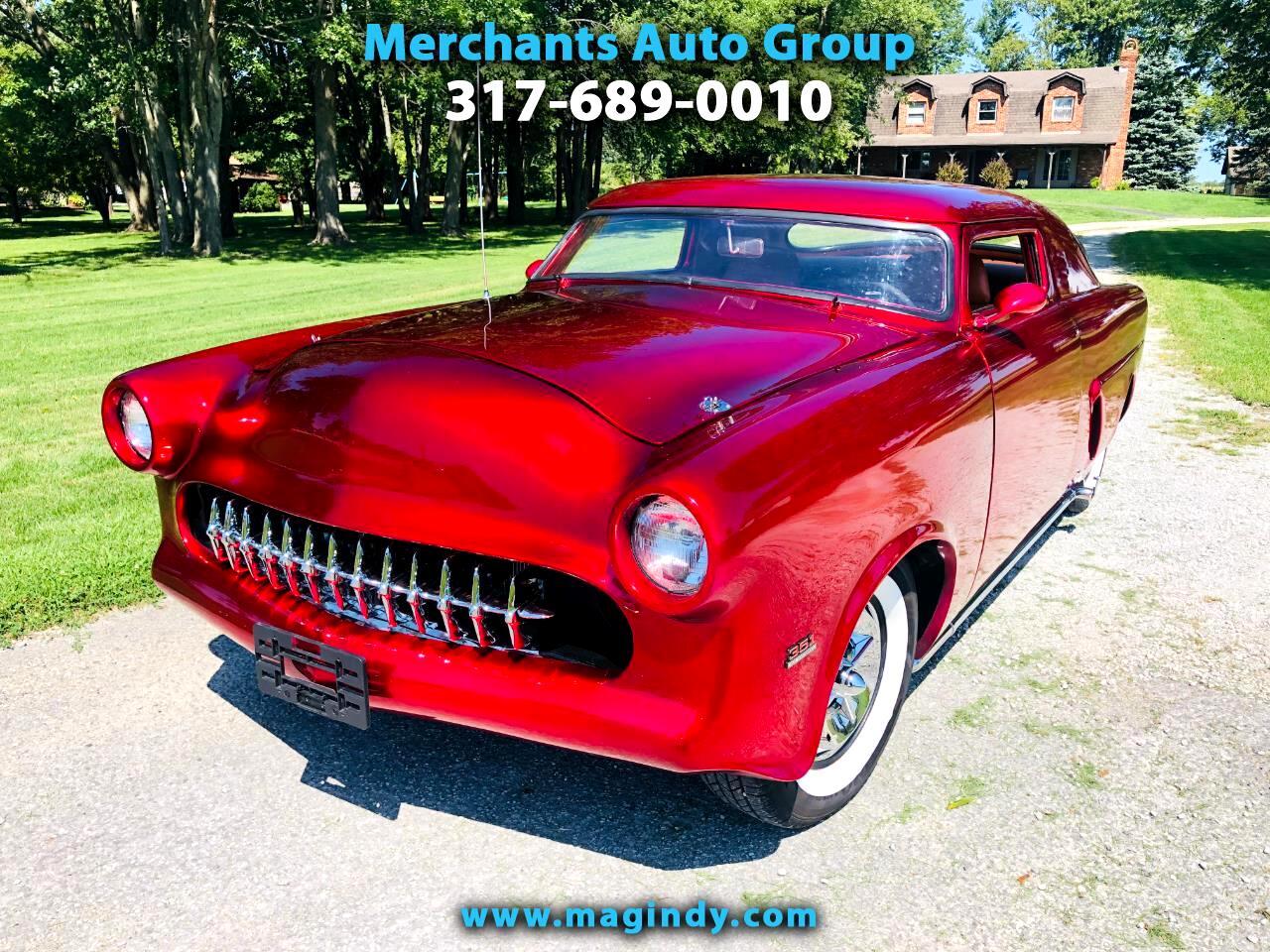 1953 Ford Custom Chop Top