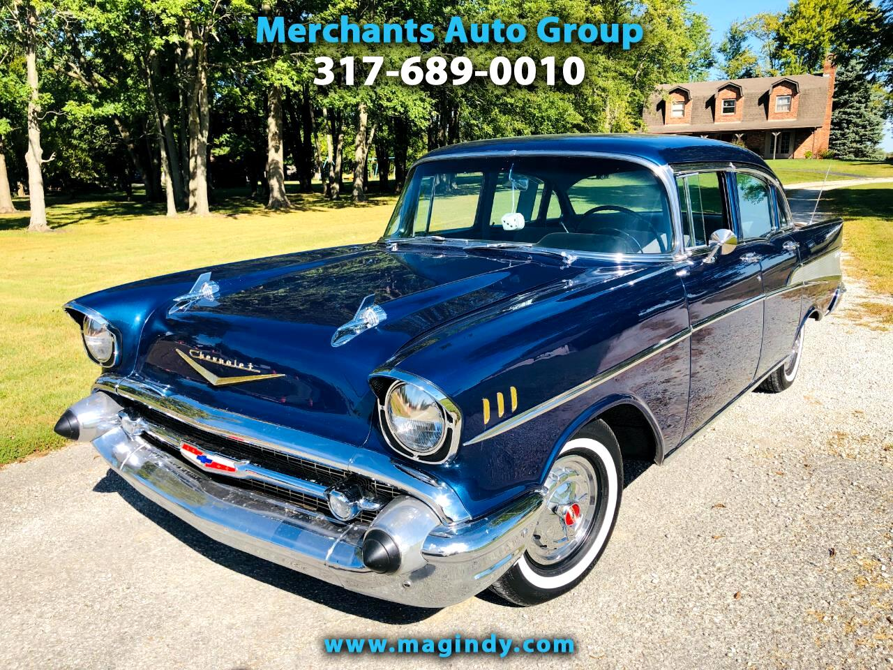 1957 Chevrolet BelAir 4 DR