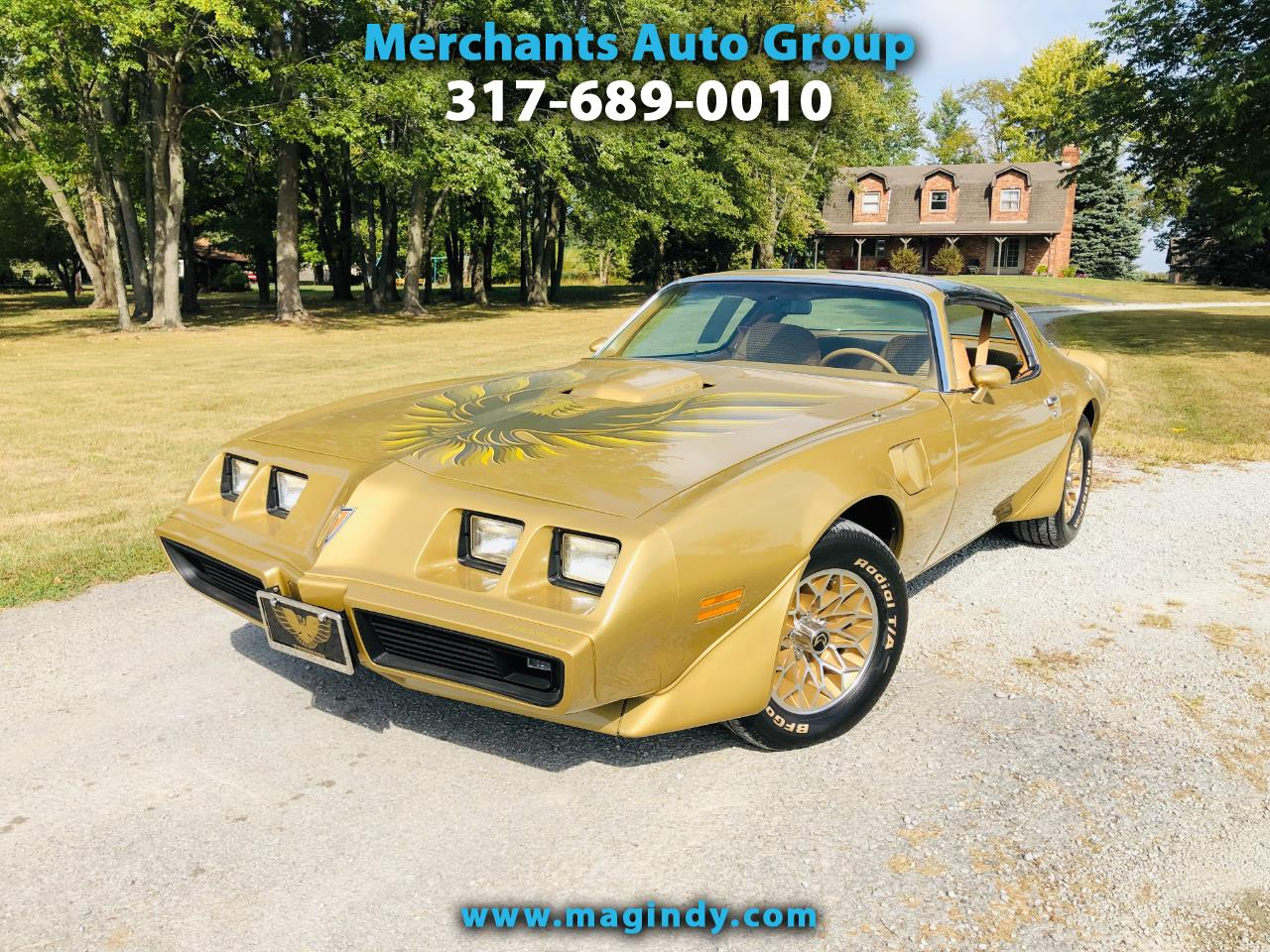 1979 Pontiac Trans Am 2dr Coupe