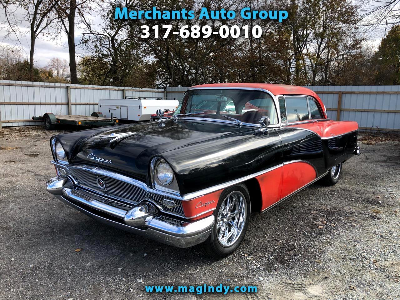 1955 Packard Clipper HT 2-door Coupe
