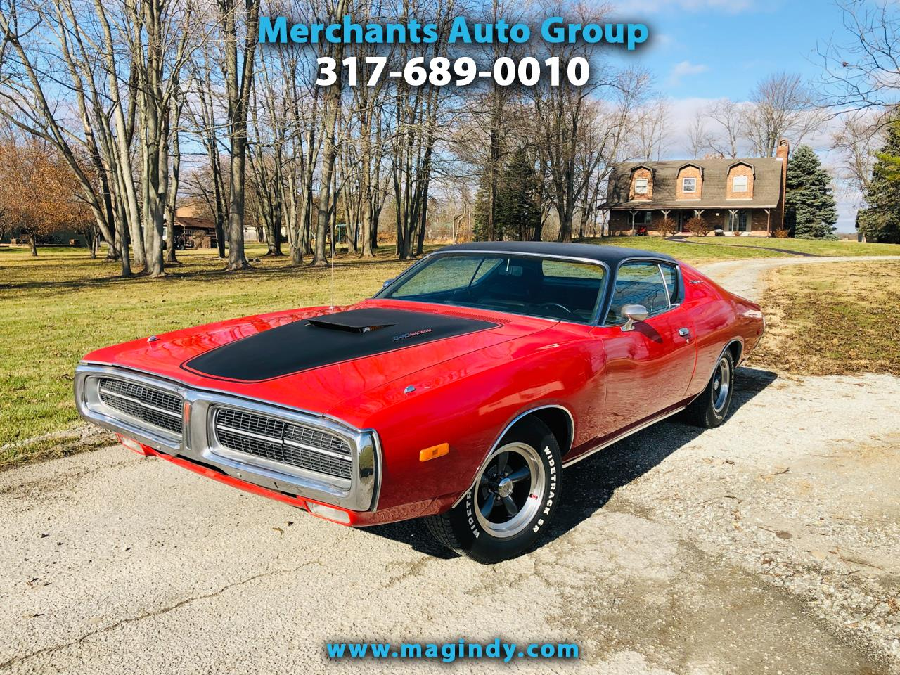 1972 Dodge Charger 2dr Coupe