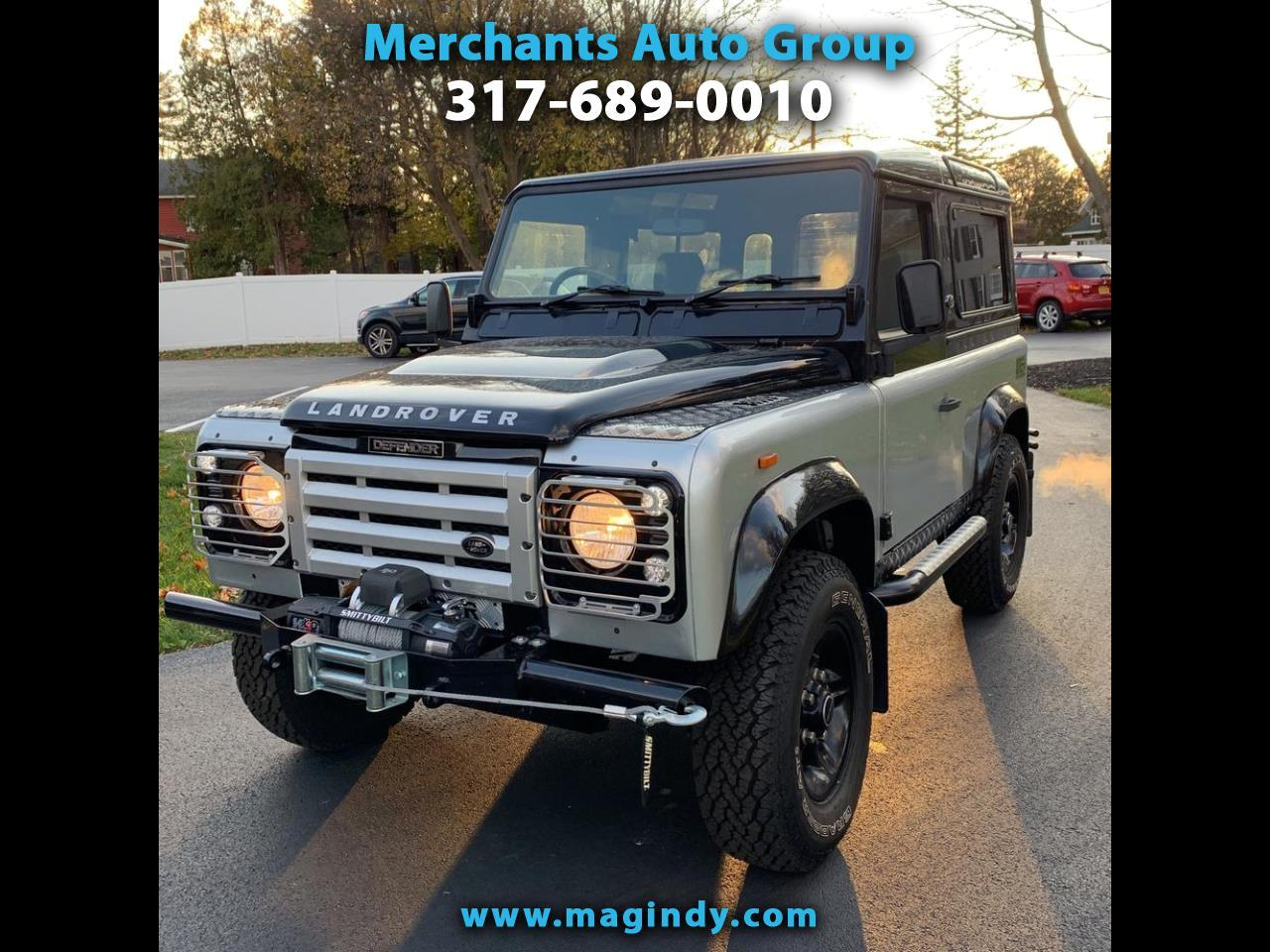 1989 Land Rover Defender 2-Door 4WD