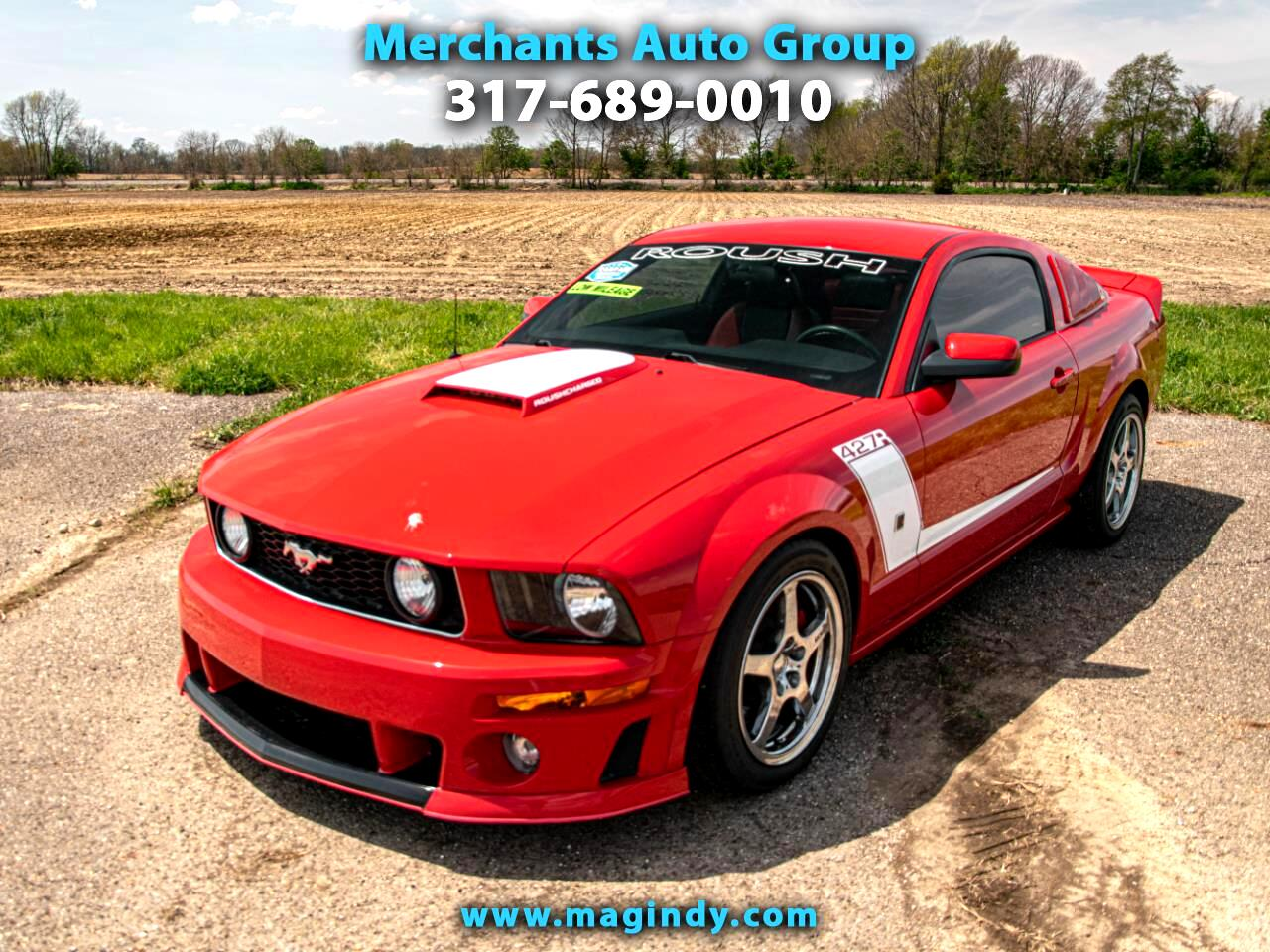 Ford Mustang GT Premium Coupe 2007