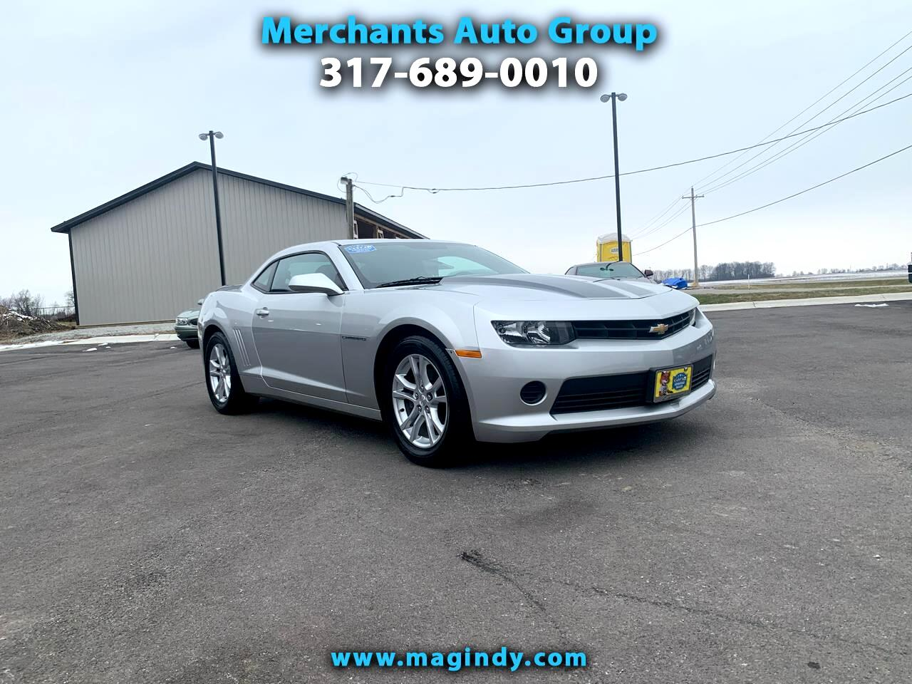 Chevrolet Camaro 1LS Coupe 2015