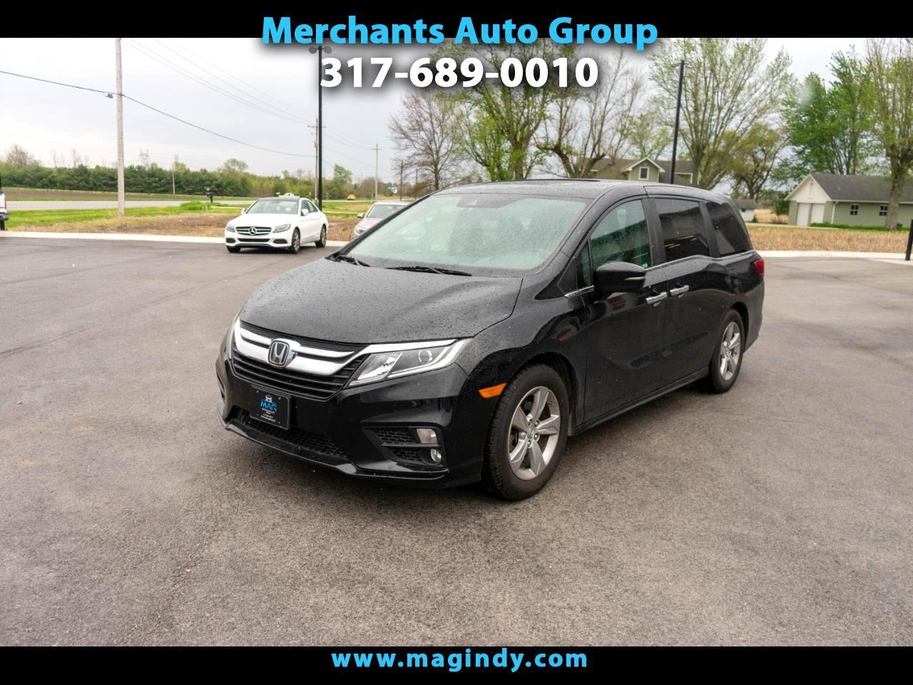 Honda Odyssey EXR 2018