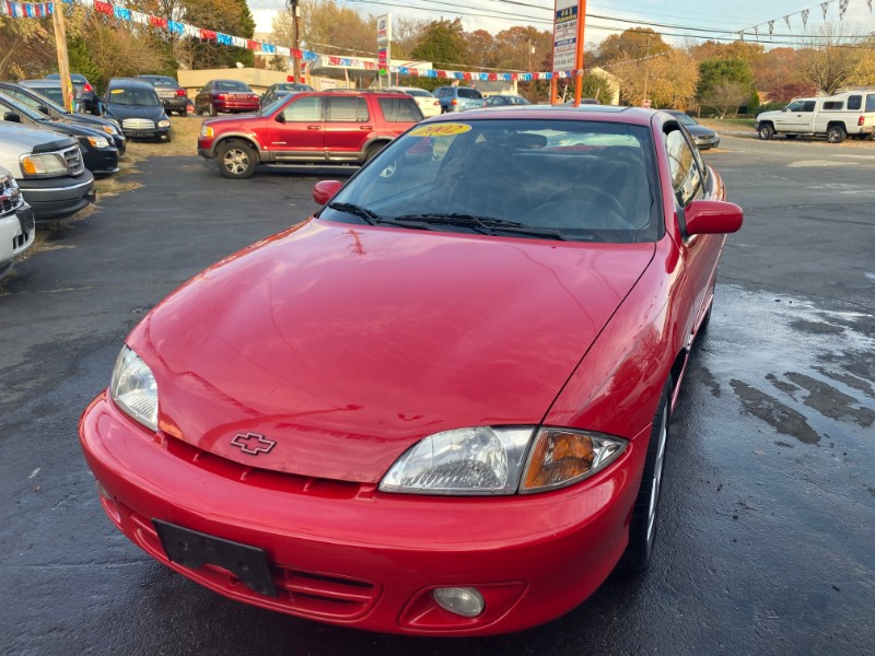 24+ 2002 Chevrolet Cavalier Coupe
