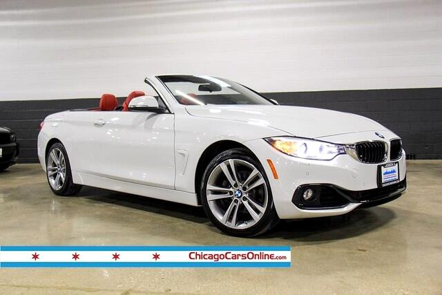 2016 BMW 4-Series 428i xDrive SULEV Convertible
