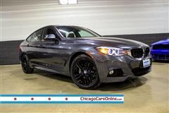 2016 BMW 3-Series Gran Turismo