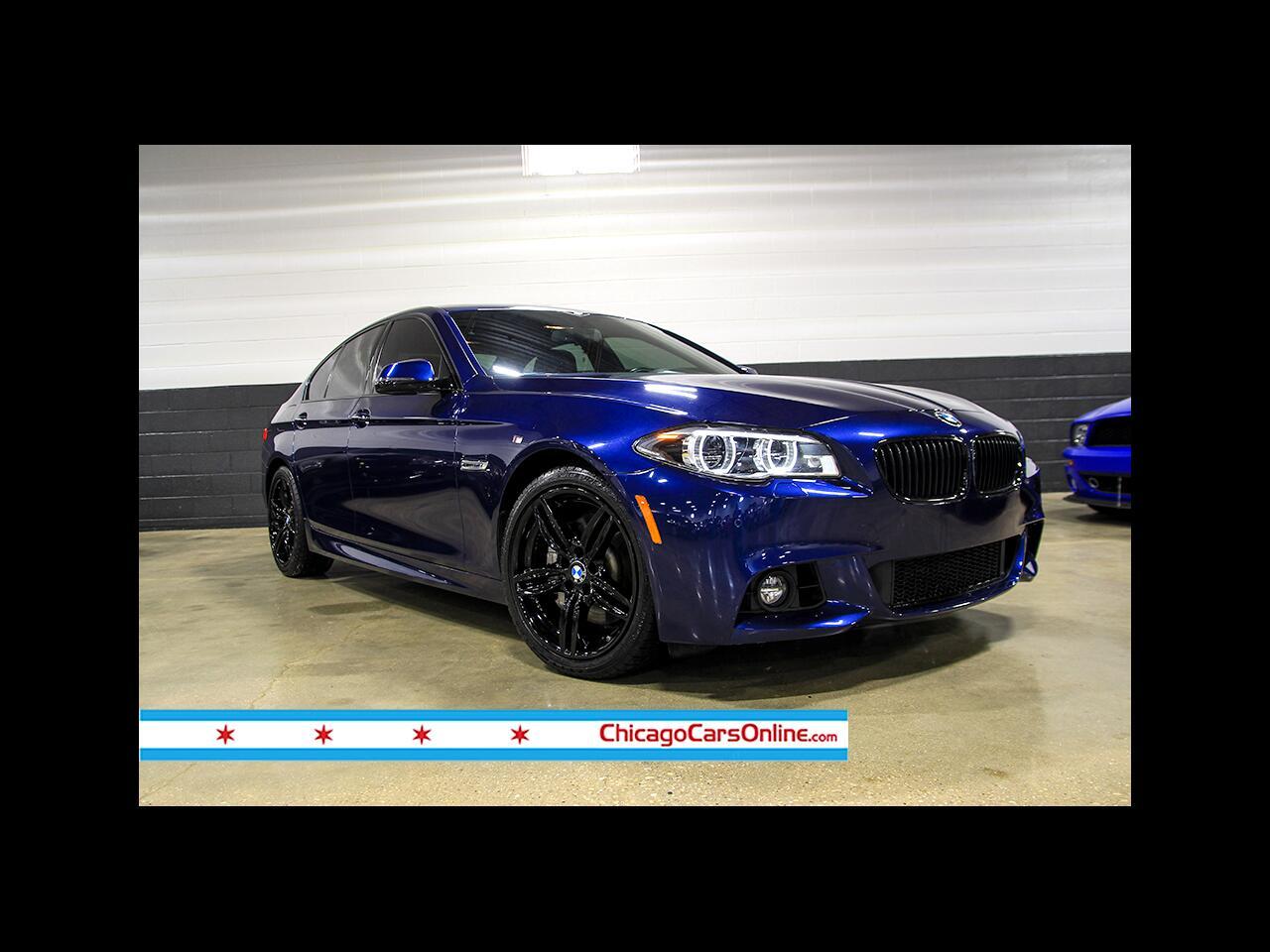 2015 BMW 5-Series 535i xDrive M-Sport