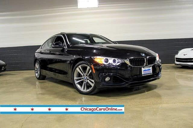 2016 BMW 4-Series Gran Coupe
