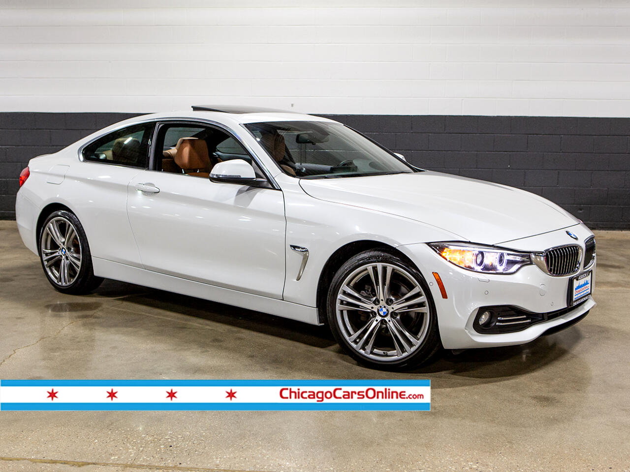 2016 BMW 4-Series 428i xDrive Coupe
