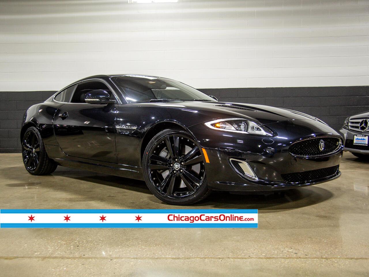 2012 Jaguar XK-Series XKR Coupe