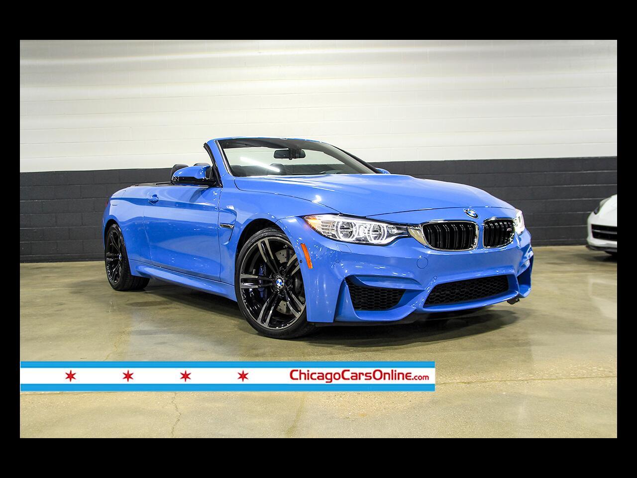 2016 BMW M4 Convertible Executive