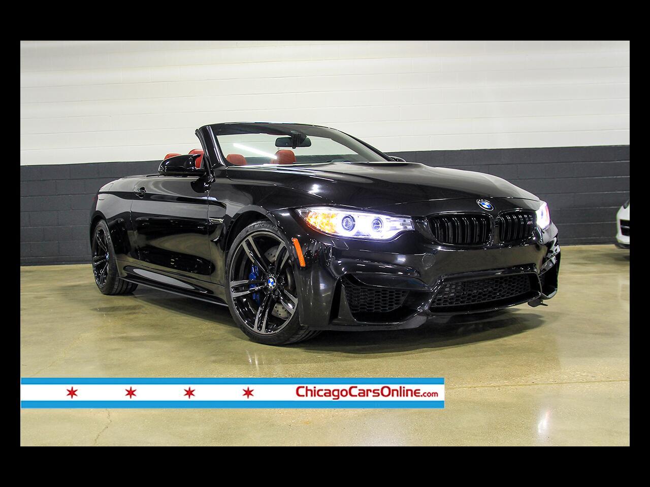 2015 BMW M4 Convertible Executive