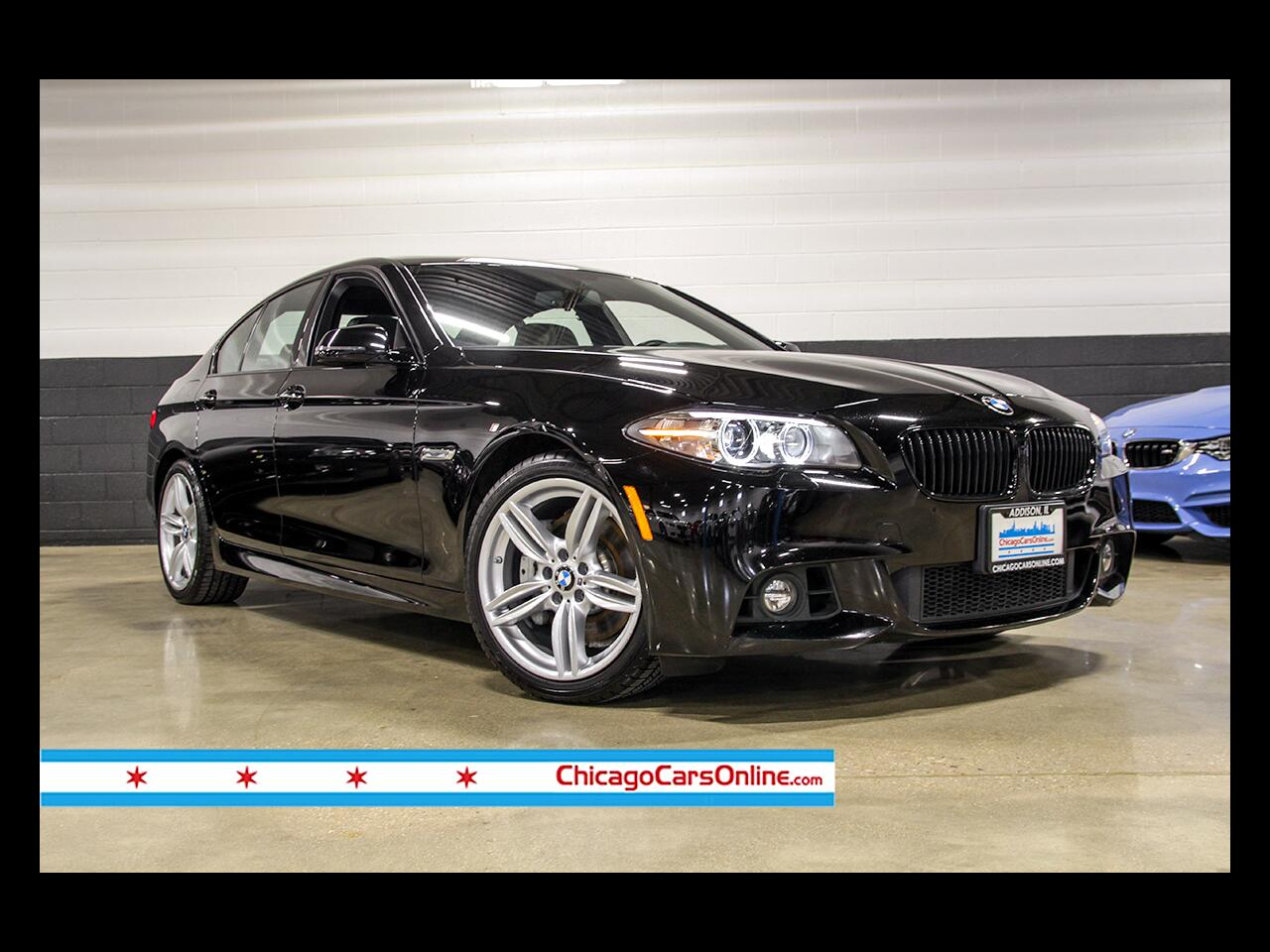 2016 BMW 5-Series 535i xDrive M Sport