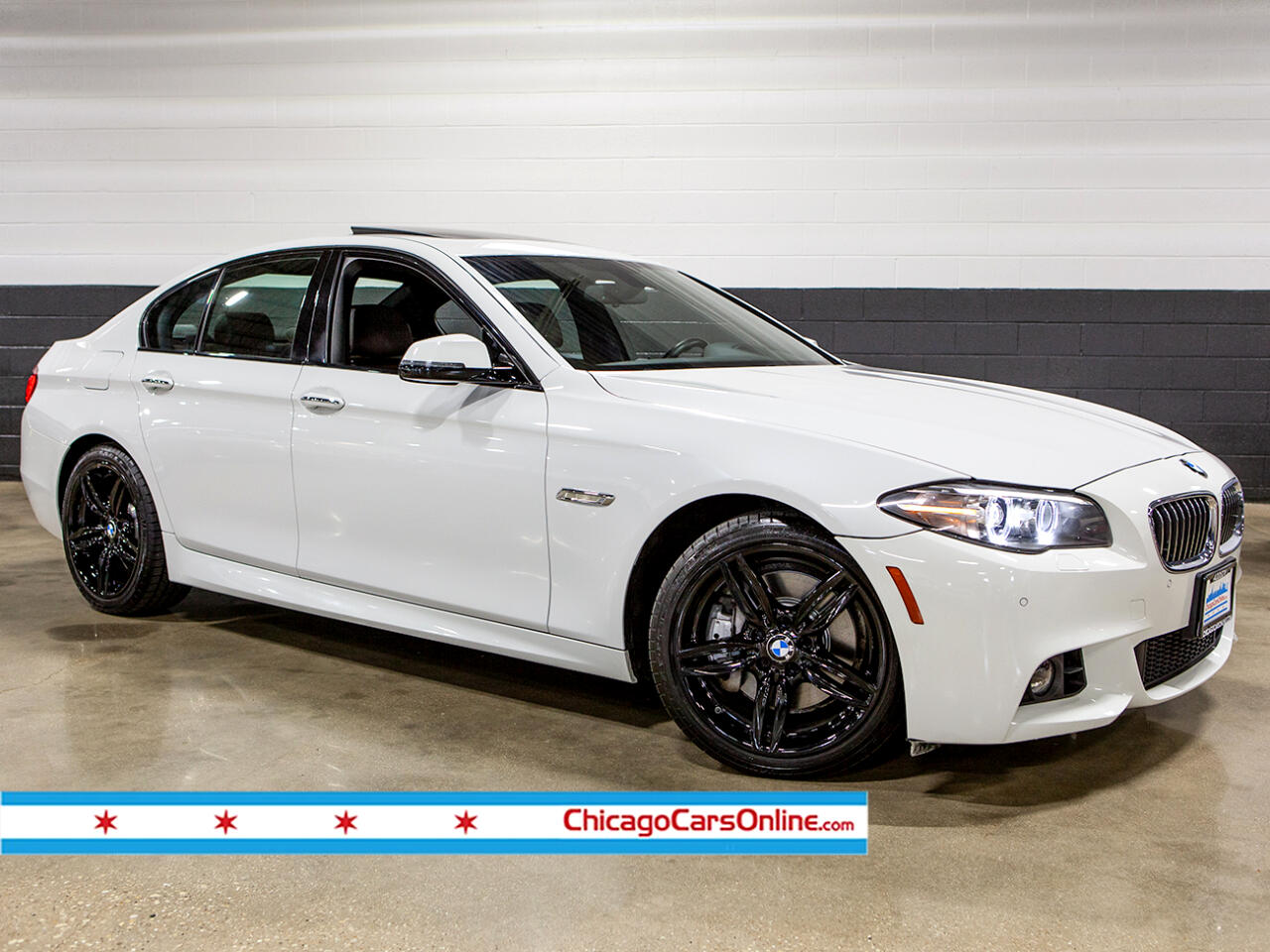 2016 BMW 5-Series 535i M-Sport xDrive