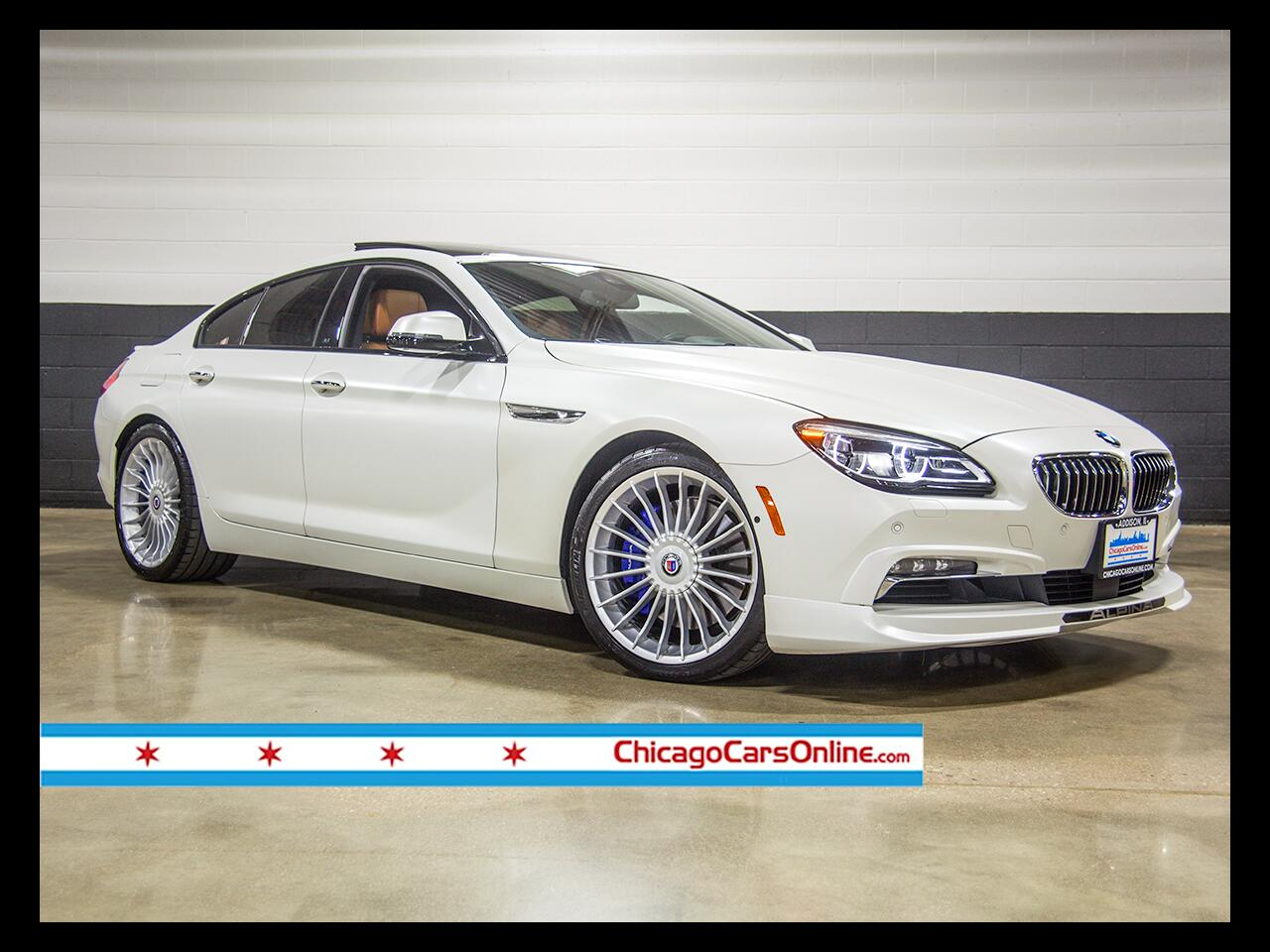 2016 BMW 6-Series Gran Coupe Alpina B6 xDrive