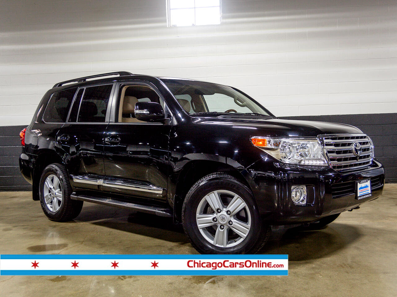 2015 Toyota Land Cruiser 4WD