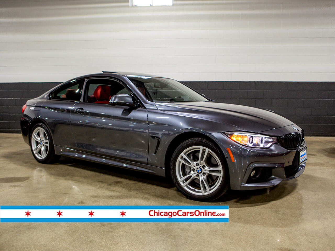 2016 BMW 4-Series 435i xDrive M-Sport Coupe