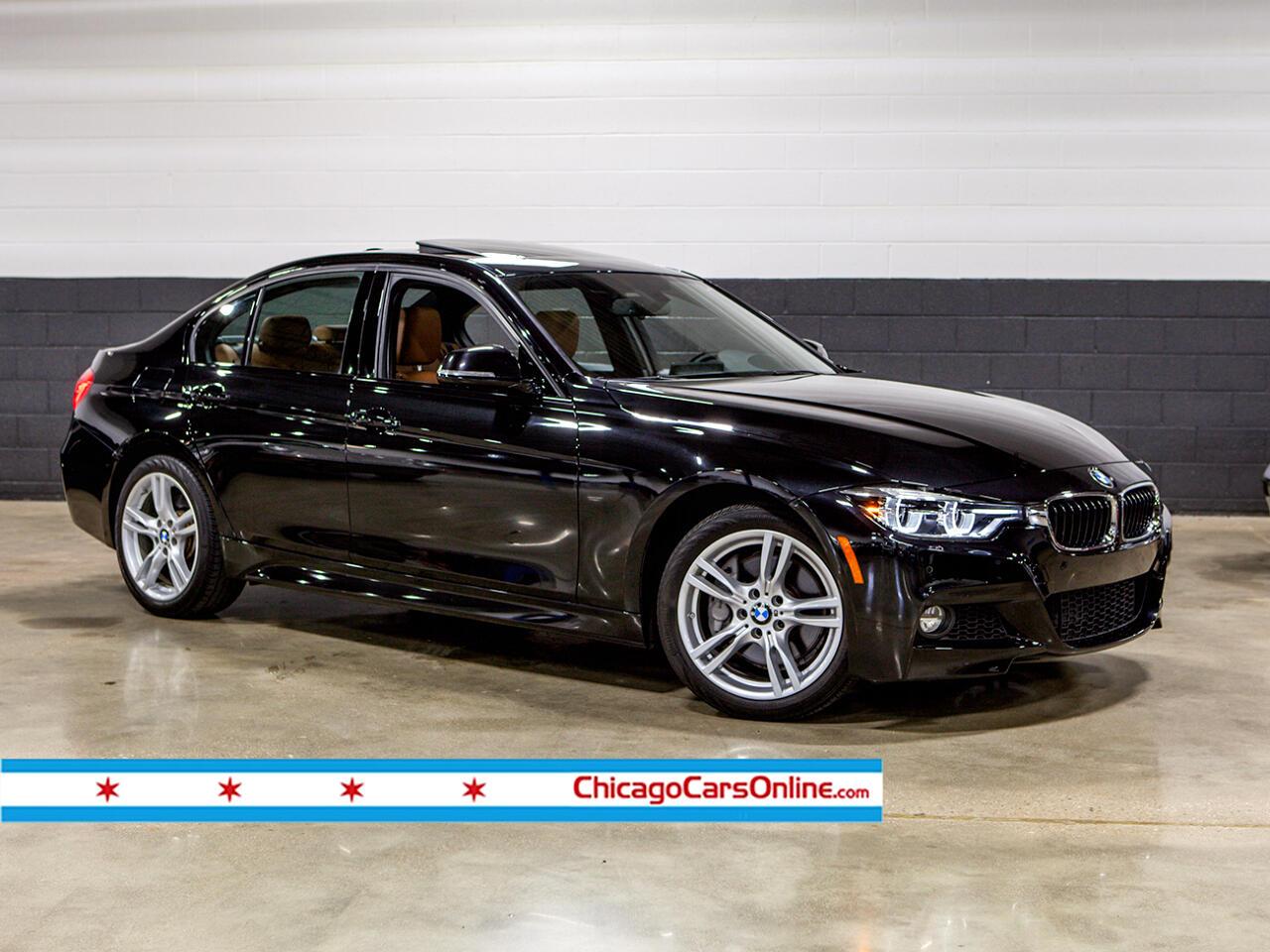 2016 BMW 3-Series 340i xDrive M-Sport Sedan