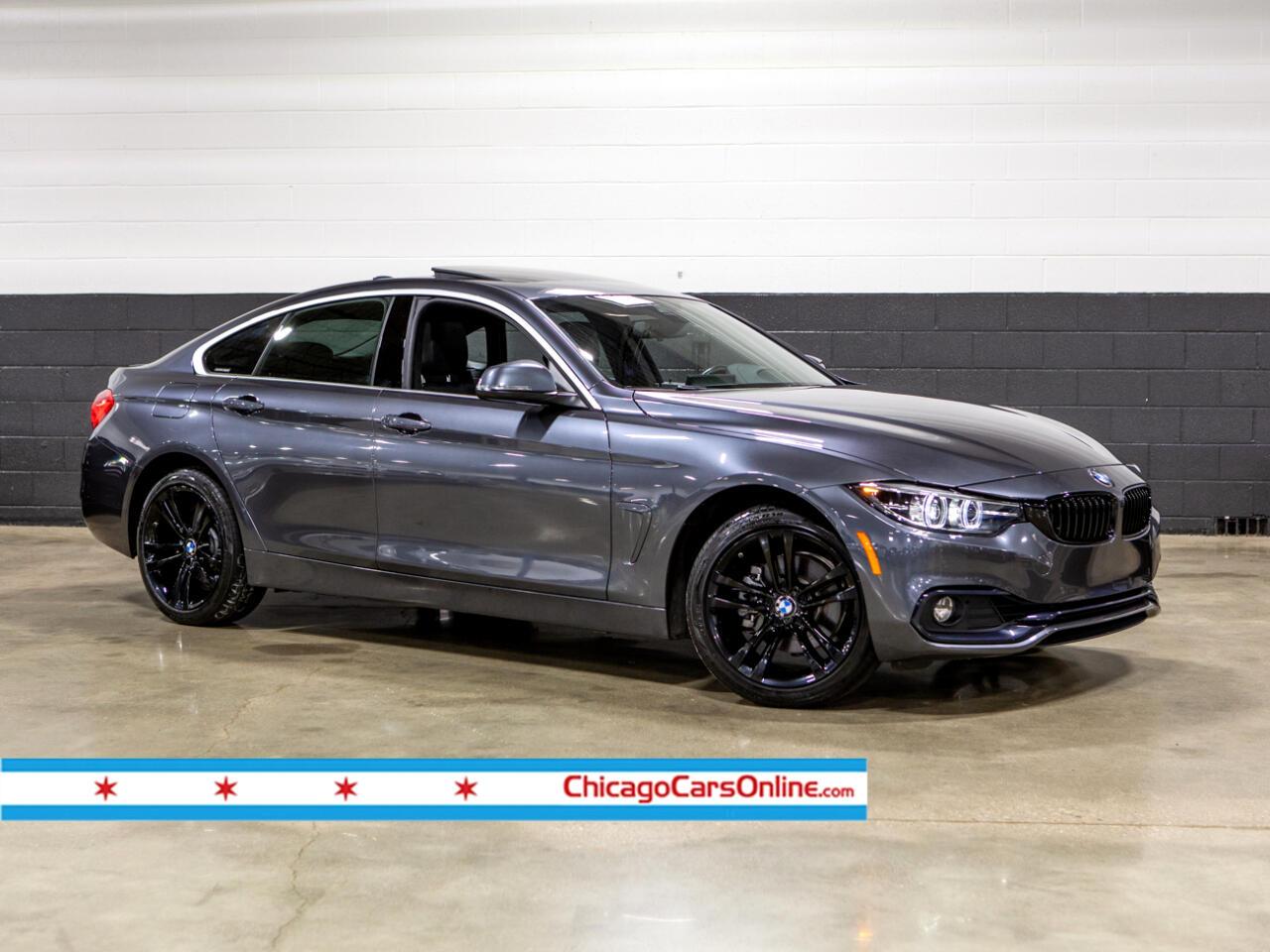 2019 BMW 4-Series Gran Coupe 430i Gran Coupe xDrive Sport